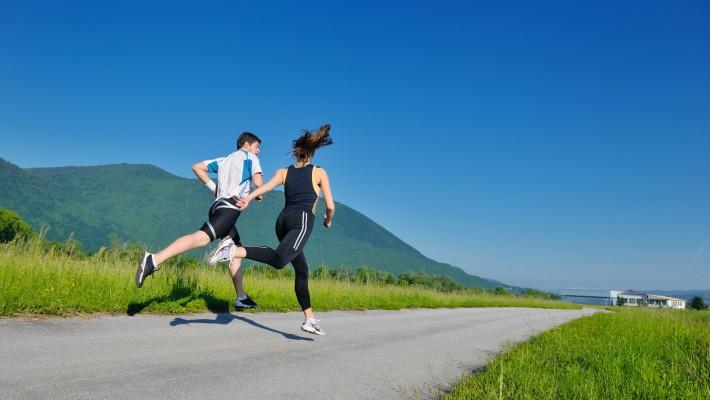 Futócipőbe futó talpbetét