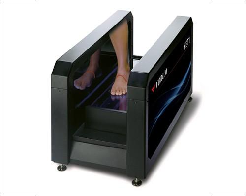 3D lábszkenner