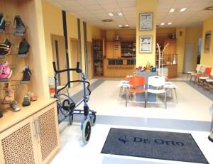 Dr. Orto Egészségcentrum gyógyászati segédeszköz szaküzlet