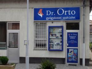 Dr Orto szaküzlet csepel