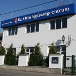 Dr Orto egészségcentrum épület