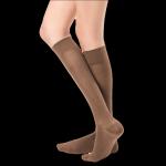 kompressziós zokni fehér