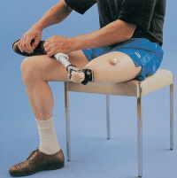 egyedi lábprotézis, művégtag