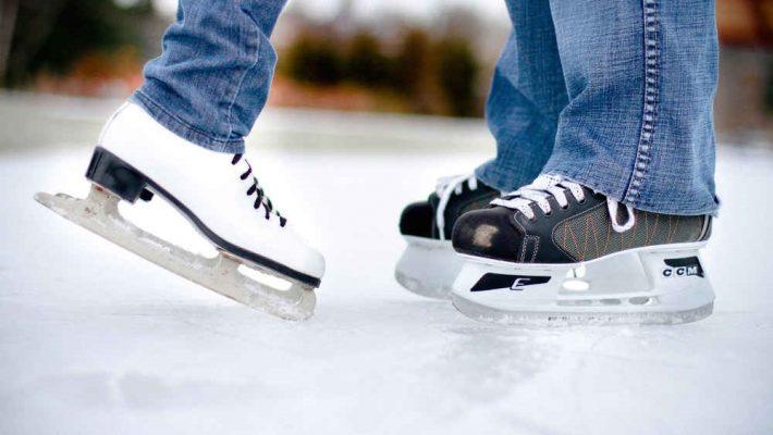 Siklás könnyedén a jégen is!